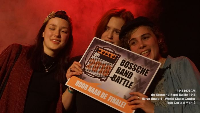 GDSC00706-  Bossche Band Battle 2018 - Halve finale 1 in het World Skate Center - 27okt2018 -  foto GerardMontE web