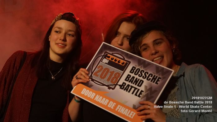 GDSC00707-  Bossche Band Battle 2018 - Halve finale 1 in het World Skate Center - 27okt2018 -  foto GerardMontE web