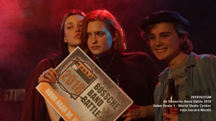 GDSC00710-  Bossche Band Battle 2018 - Halve finale 1 in het World Skate Center - 27okt2018 -  foto GerardMontE web