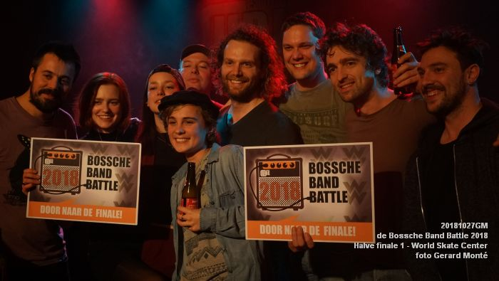 GDSC00714-  Bossche Band Battle 2018 - Halve finale 1 in het World Skate Center - 27okt2018 -  foto GerardMontE web