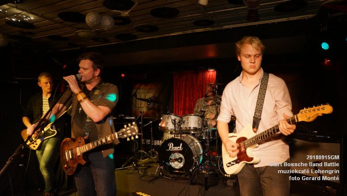 DSC05863- Start van de Bossche Band Battle 2018 - muziekcafe Lohengrin - 15sept2018 -  foto GerardMontE web