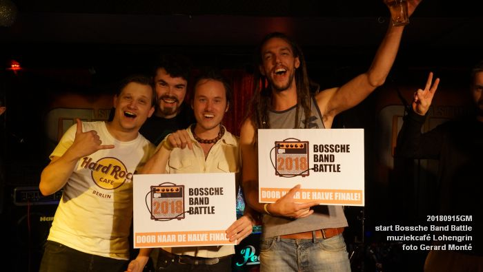 DSC05882- Start van de Bossche Band Battle 2018 - muziekcafe Lohengrin - 15sept2018 -  foto GerardMontE web