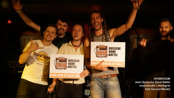 DSC05883- Start van de Bossche Band Battle 2018 - muziekcafe Lohengrin - 15sept2018 -  foto GerardMontE web