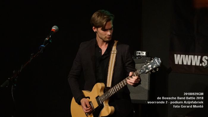 eDSC07225- Bossche Band Battle 2018 - voorronde 2 - podium Azijnfabriek- 29sept2018 -  foto GerardMontE web