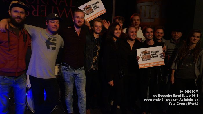 eDSC07283- Bossche Band Battle 2018 - voorronde 2 - podium Azijnfabriek- 29sept2018 -  foto GerardMontE web
