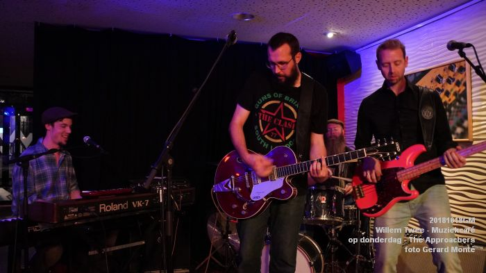 LDSC07335- Willem Twee - Muziekcafe - The Approachers - 18okt2018 -  foto GerardMontE web