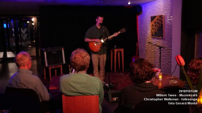 oDSC07956- Willem Twee - Muziekcafe - Christopher Walkman - 1nov2018 -  foto GerardMontE web