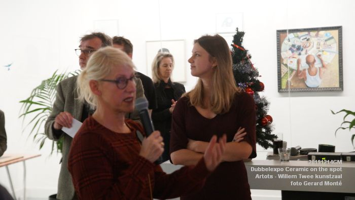 DSC08922- Dubbeltentoonstelling Ceramic on the spot - Artots en Willem Twee kunstzaal - 14dec2019 - foto GerardMontE web