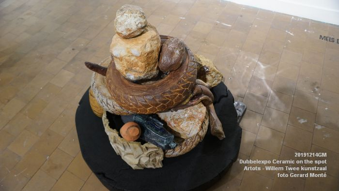 DSC08970- Dubbeltentoonstelling Ceramic on the spot - Artots en Willem Twee kunstzaal - 14dec2019 - foto GerardMontE web