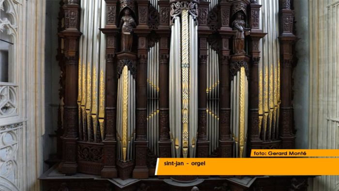montE23364- orgel sint-jan