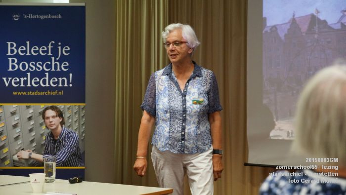kDSC01290- Zomerschool55+ stadsarchief - lezing over Von Bonstetten - 3aug2015 - foto GerardMontE web