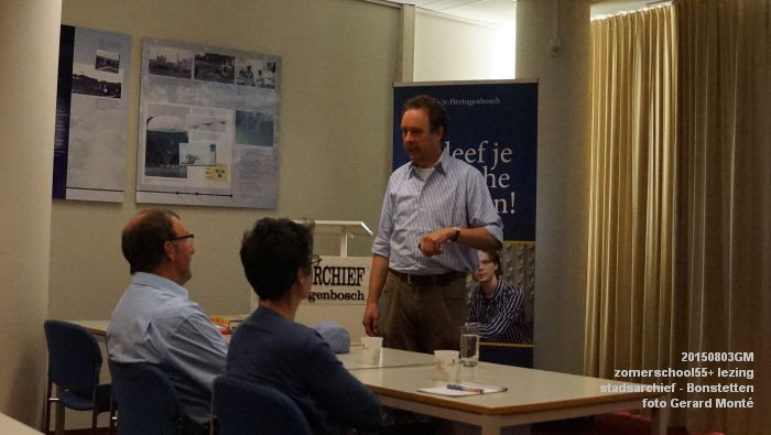 kDSC01295- Zomerschool55+ stadsarchief - lezing over Von Bonstetten - 3aug2015 - foto GerardMontE web