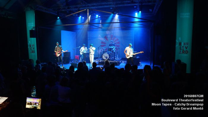 aDSC09882- Boulevard Theaterfestival - Parade - Moon Tapes - Catchy Dreampop - 7aug2016 -  foto GerardMontE web