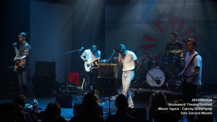 aDSC09883- Boulevard Theaterfestival - Parade - Moon Tapes - Catchy Dreampop - 7aug2016 -  foto GerardMontE web