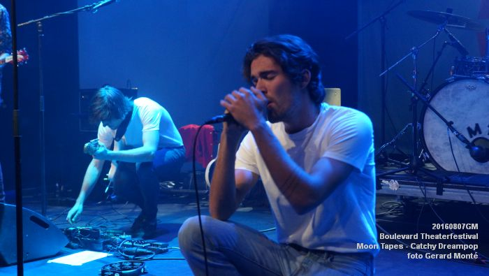 aDSC09891- Boulevard Theaterfestival - Parade - Moon Tapes - Catchy Dreampop - 7aug2016 -  foto GerardMontE web