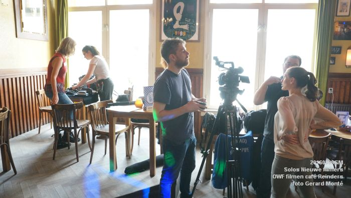 fDSC00203- Solos Nieuwe filmers One Week Film - opnames in cafe Reinders - 9aug2016 -  foto GerardMontE web