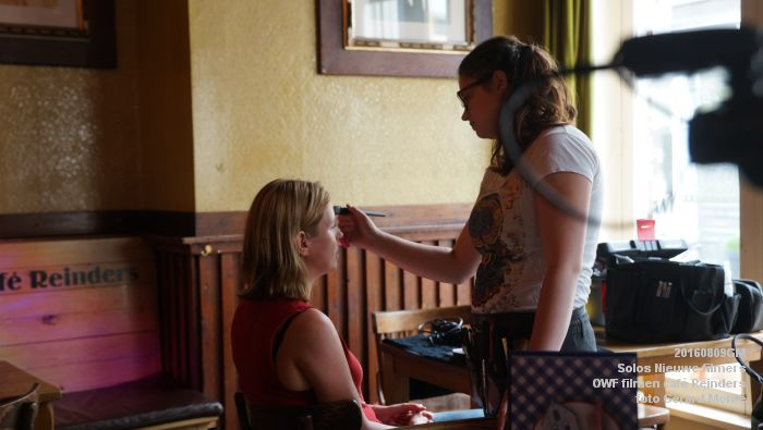 fDSC00207- Solos Nieuwe filmers One Week Film - opnames in cafe Reinders - 9aug2016 -  foto GerardMontE web