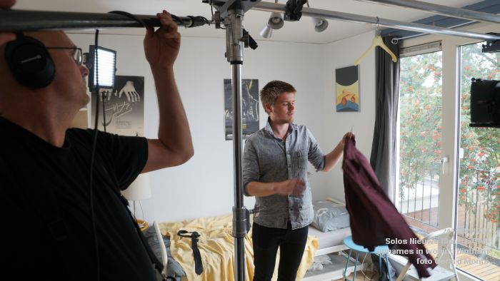 fDSC01046- Solos Nieuwe filmers One Week Film - opnames in een woning in Hintham - 11aug2016 -  foto GerardMontE web