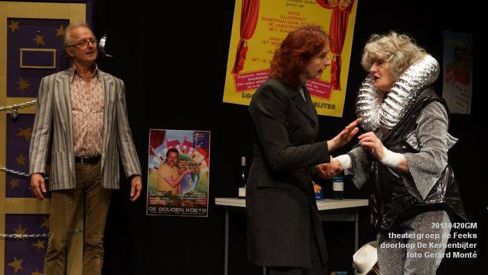 DSC03269- theatergroep de Feeks doorloop De Kersenbijter - 20april2017 - foto GerardMontE web