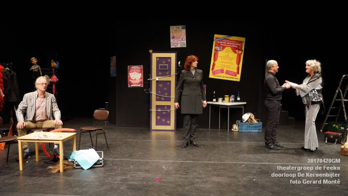 DSC03355- theatergroep de Feeks doorloop De Kersenbijter - 20april2017 - foto GerardMontE web