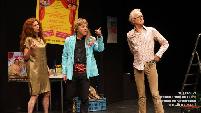DSC03383- theatergroep de Feeks doorloop De Kersenbijter - 20april2017 - foto GerardMontE web
