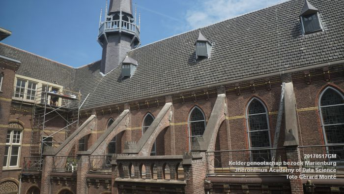 DSC08344 - Marienburg - Keldergenoootschap - Jheronimus Academy of Data Science JADS - 17mei2017 -  foto GerardMontE web