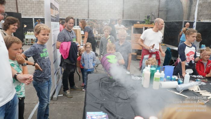 DSC06505- Spark makers event - urban innovation - Tramkade - 1juli2017 - foto GerardMontE