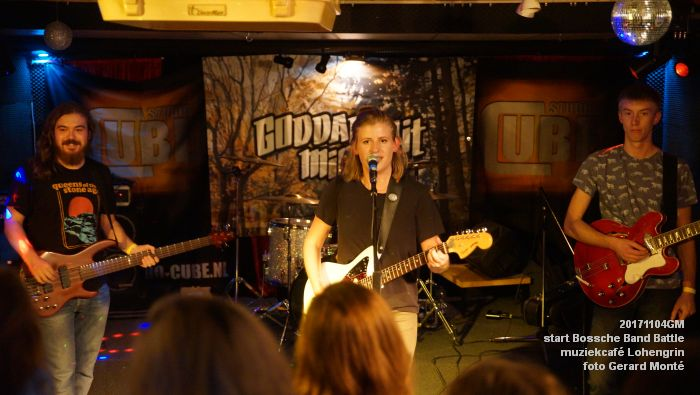 DSC05703- Start van de Bossche Band Battle 2017 - muziekcafe Lohengrin -  4nov2017 - foto GerardMontE web
