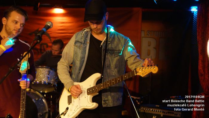 DSC05718- Start van de Bossche Band Battle 2017 - muziekcafe Lohengrin -  4nov2017 - foto GerardMontE web