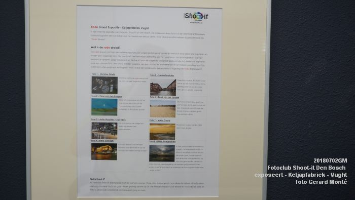 DSC01547- Fotoclub Shoot-it Den Bosch exposeert De rode draad in de Ketjapfabriek - Vught - 2juli2018 -  foto GerardMontE web