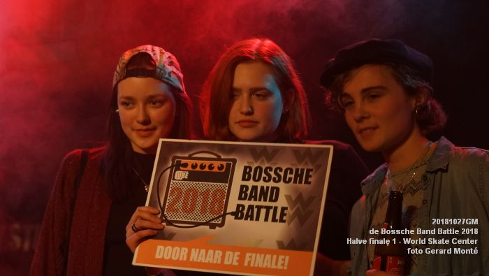 GDSC00709-  Bossche Band Battle 2018 - Halve finale 1 in het World Skate Center - 27okt2018 -  foto GerardMontE web