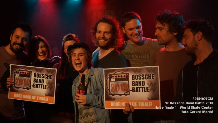 GDSC00713-  Bossche Band Battle 2018 - Halve finale 1 in het World Skate Center - 27okt2018 -  foto GerardMontE web