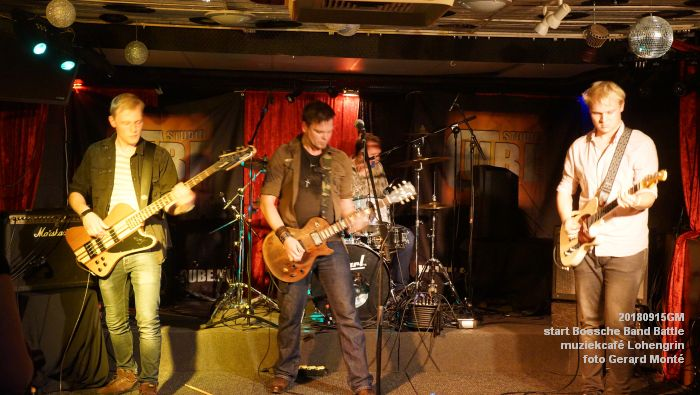DSC05861- Start van de Bossche Band Battle 2018 - muziekcafe Lohengrin - 15sept2018 -  foto GerardMontE web