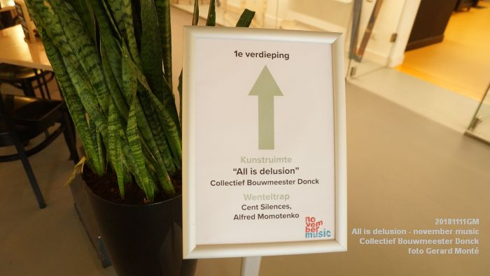 KDSC02585- WillemTweeFabriek kunstzaal - All is delusion - Collectief Bouwmeester Donck - 11nov2018 -  foto GerardMontE web