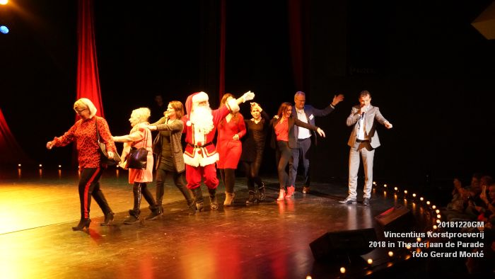 DSC06935- Vincentius kerstproeverij in Theater aan de Parade - 20dec2018 -  foto GerardMontE web