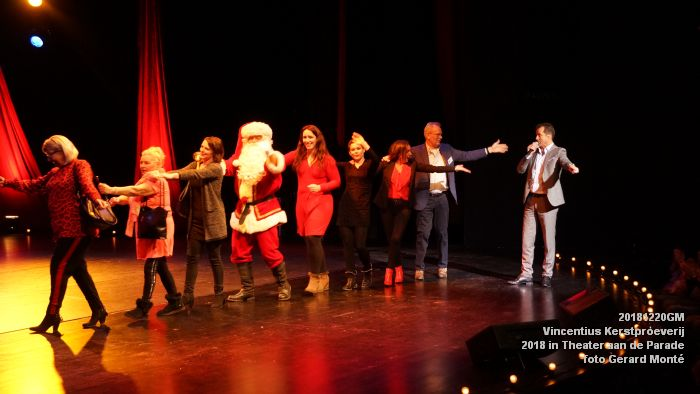 DSC06936- Vincentius kerstproeverij in Theater aan de Parade - 20dec2018 -  foto GerardMontE web
