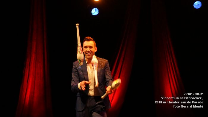 DSC07061- Vincentius kerstproeverij in Theater aan de Parade - 20dec2018 -  foto GerardMontE web