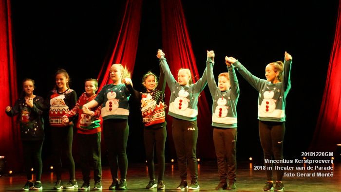 DSC07082- Vincentius kerstproeverij in Theater aan de Parade - 20dec2018 -  foto GerardMontE web