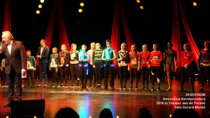 DSC07088- Vincentius kerstproeverij in Theater aan de Parade - 20dec2018 -  foto GerardMontE web