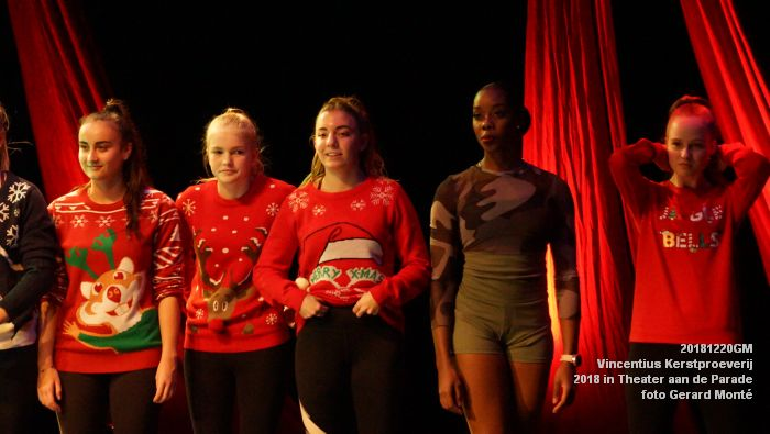 DSC07089- Vincentius kerstproeverij in Theater aan de Parade - 20dec2018 -  foto GerardMontE web