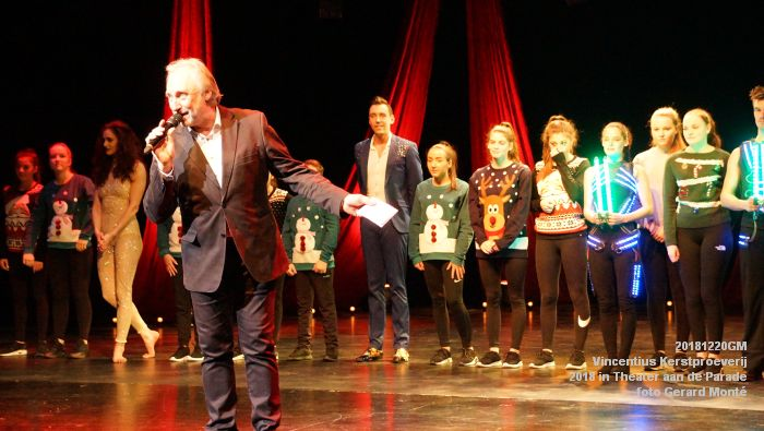 DSC07090- Vincentius kerstproeverij in Theater aan de Parade - 20dec2018 -  foto GerardMontE web