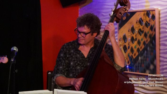 CDSC01416- Willem Twee - Muziekcafe - jazz met Qless - 11jan2019 -  foto GerardMontE web