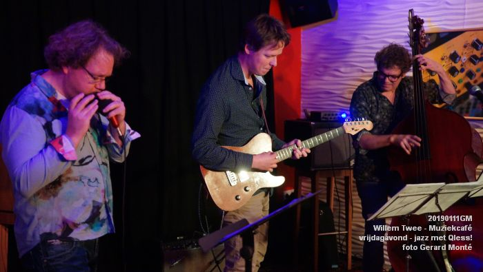 CDSC01420- Willem Twee - Muziekcafe - jazz met Qless - 11jan2019 -  foto GerardMontE web