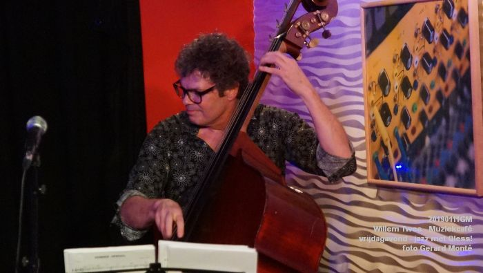CDSC01429- Willem Twee - Muziekcafe - jazz met Qless - 11jan2019 -  foto GerardMontE web