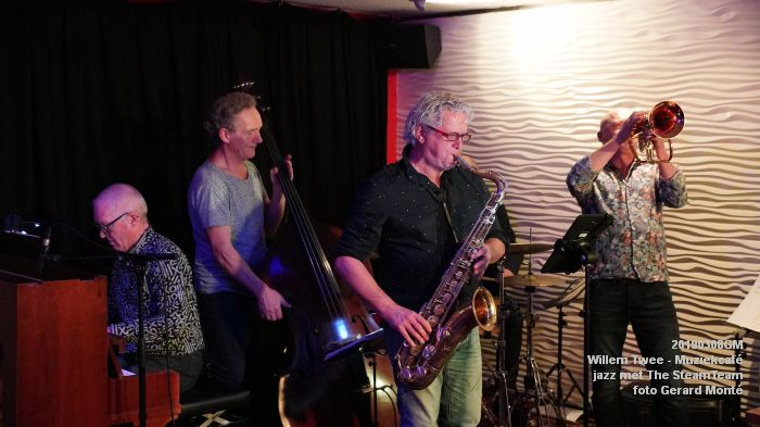 iDSC00405- Willem Twee - Muziekcafe - jazz met The SteamTeam  - 8mrt2019 -  foto GerardMontE web