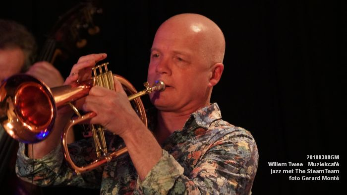 iDSC00419- Willem Twee - Muziekcafe - jazz met The SteamTeam  - 8mrt2019 -  foto GerardMontE web