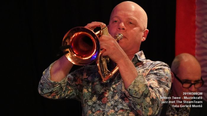 iDSC00429- Willem Twee - Muziekcafe - jazz met The SteamTeam  - 8mrt2019 -  foto GerardMontE web