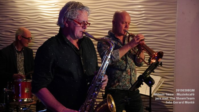 iDSC00431- Willem Twee - Muziekcafe - jazz met The SteamTeam  - 8mrt2019 -  foto GerardMontE web