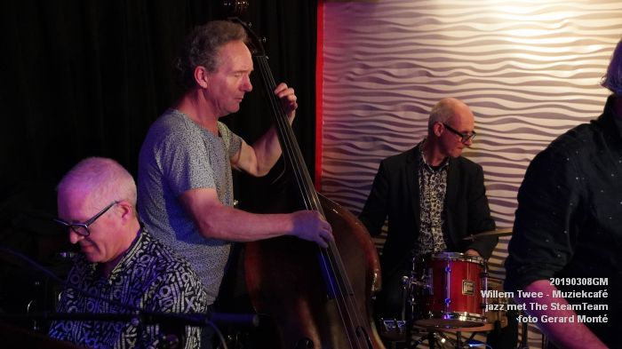 iDSC00433- Willem Twee - Muziekcafe - jazz met The SteamTeam  - 8mrt2019 -  foto GerardMontE web