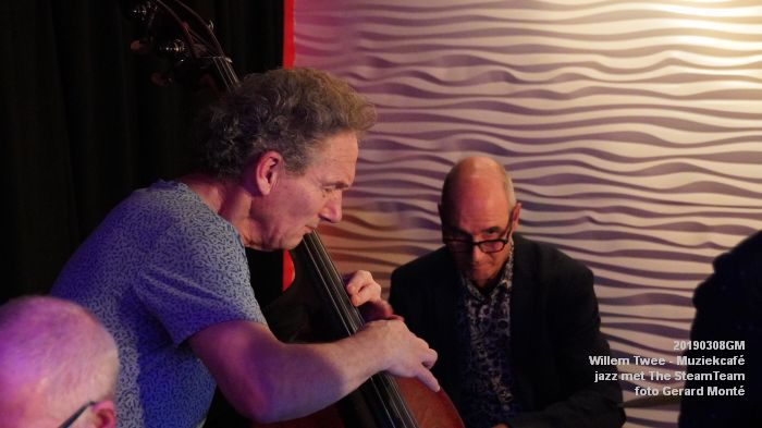 iDSC00443- Willem Twee - Muziekcafe - jazz met The SteamTeam  - 8mrt2019 -  foto GerardMontE web